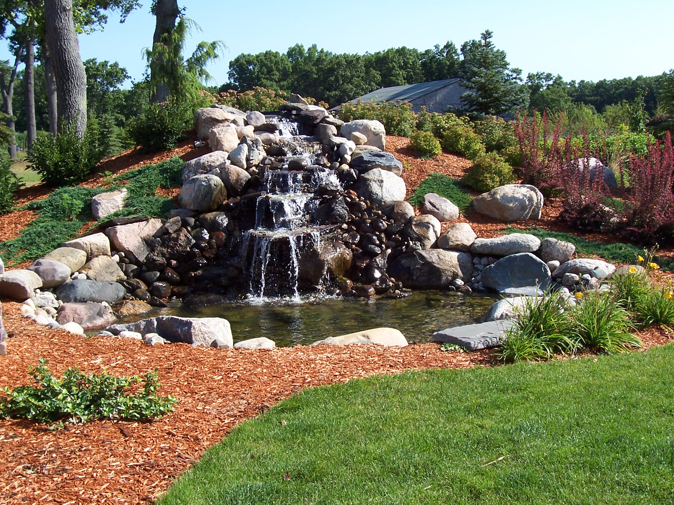 Landscaping Supplies The Rock Plant It